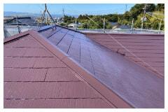 (屋根)塗装の写真